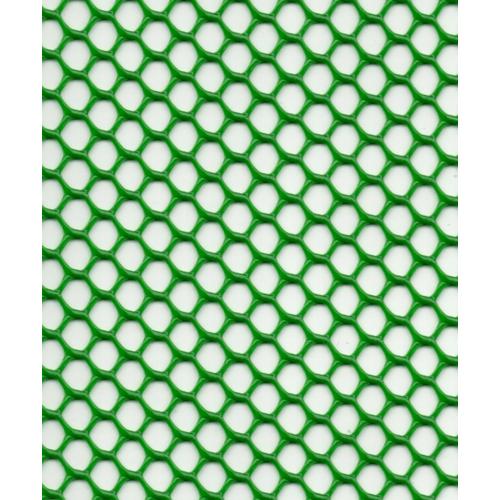 Leo Net ตาข่ายพลาสติก หกเหลี่ยม 13มม x 180ซม x 10ม  #626 สีเขียว