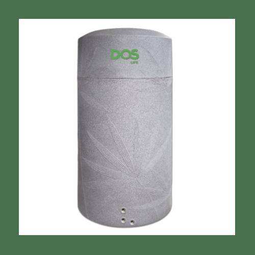 DOS ถังเก็บน้ำบนดิน 1500L+ปั๊มน้ำอัตโนมัติ WM-P150W   NATURA PAC1500L สีเทา