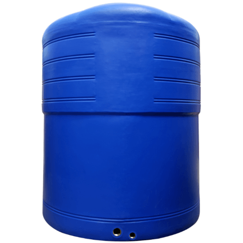 DOS ถังเก็บน้ำบนดิน  DRT 6000L . ECOJAZZ สีฟ้า
