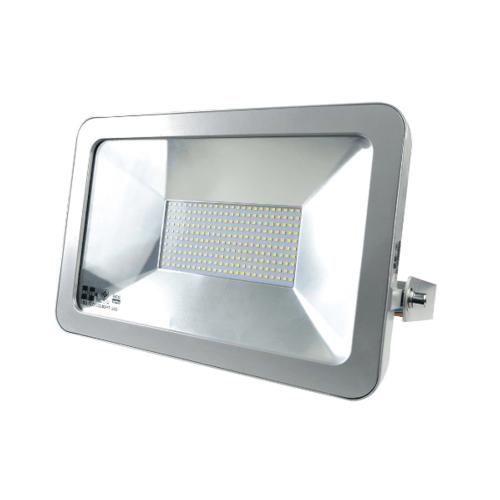 HI-TEK ฟลัดไลท์แอลอีดี 150 วัตต์แสงขาว HFOLF150DS สีโครเมี่ยม