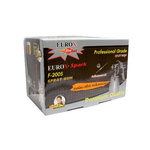 EUROX กาพ่นสี  กาล่าง หัว2.0 KINGSPARK
