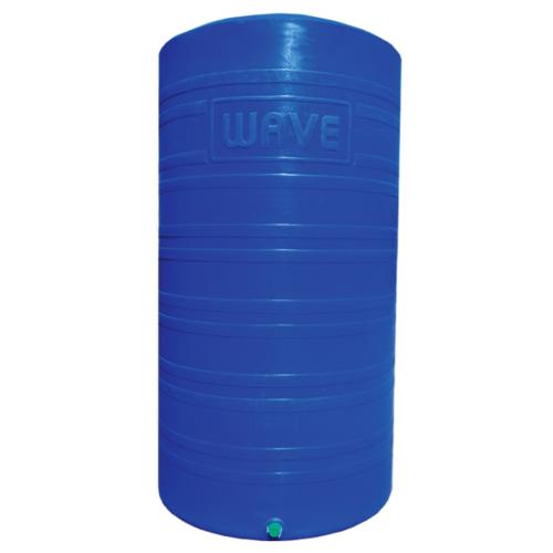 WAVE ถังเก็บน้ำบนดิน 700 ลิตร  NAVARA(NVR)  สีน้ำเงิน