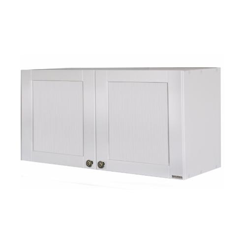 KITZCHO ตู้แขวนบานเปิด KEC-ZOR-W-FL-4080X-WH  สีขาว
