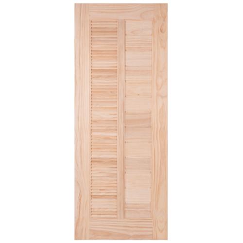 WINDOOR ประตูลวดลาย สนNz  ขนาด80x200ซม. L 164
