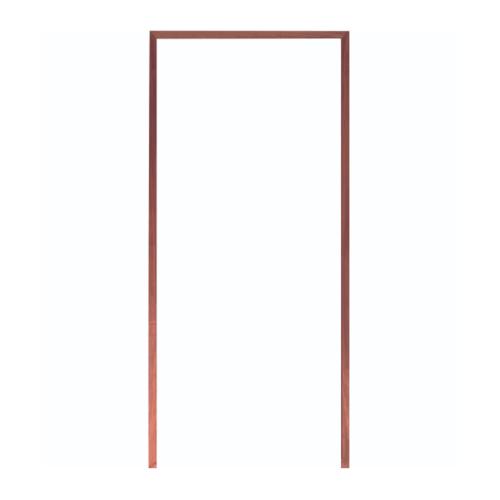 WINDOOR วงกบประตู  เต็งแดง ขนาด 100x200ซม. 2x4นิ้ว Com 1 สีน้ำตาล