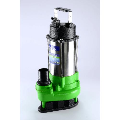 SAXON PUMPS ปั้มน้ำไดโว่ 1 HP SX-WQV-750F-A สีเขียว