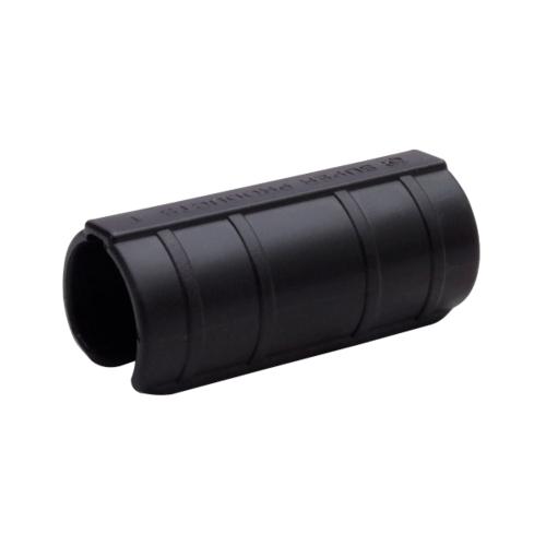 Super Products ตัวล็อคสแลน-พลาสติกชนิดไม่มีสปริง 3/4 นิ้ว GC XL ดำ