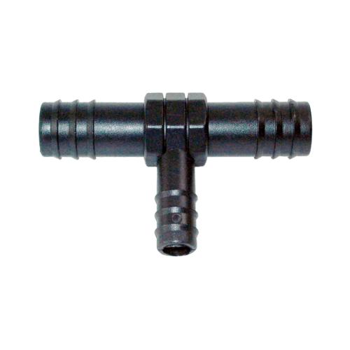Super Products ข้อต่อสามทางลด25-20-25(10ตัว/แพ็ค) TR ดำ