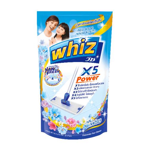 Whiz วิชถูพื้น 800 มล. 1104313 สีฟ้า