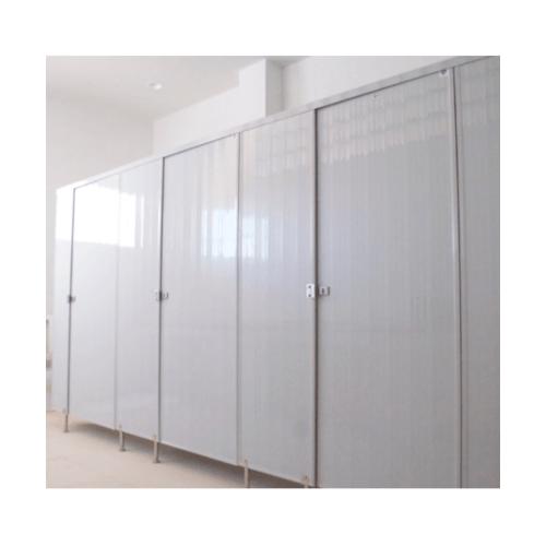 BATHIC  ผนังห้องน้ำพีวีซี แผงพาร์ทิชั่น ขนาด 20x200ซม.  PT สีขาว