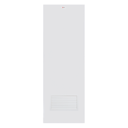 BATHIC ประตูพีวีซี 70x195ซม. (ไม่เจาะรูลูกบิด) BPC2 สีขาว