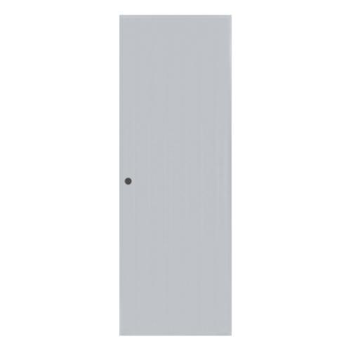 BATHIC ประตูพีวีซี  ขนาด 90x200 ซม.   BC1 สีเทา