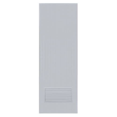 BATHIC ประตู ขนาด  70x180 ซม. ไม่เจาะ BC2 สีเทา