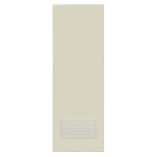 BATHIC ประตูพีวีซี ขนาด 80x180 ซม.  BC2 สีครีม
