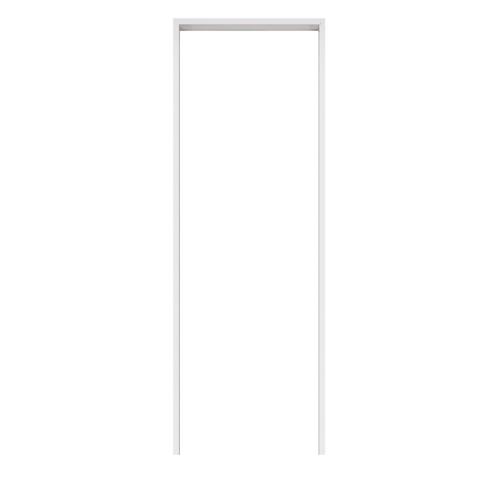 BATHIC วงกบ PVC  ขนาด 80x200 ซม. สีขาว