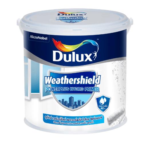 DULUX สีรองพื้นเพาเวอร์พลัส ไฮโดรไพร์เมอร์ 1GL. สีขาว