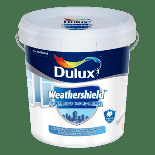 DULUX สีรองพื้นเพาเวอร์พลัส ไฮโดรไพร์เมอร์ 5GL. สีขาว