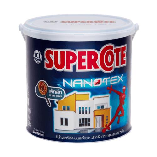 Dulux สีภายนอก 048 กล. Supercote Nanotex