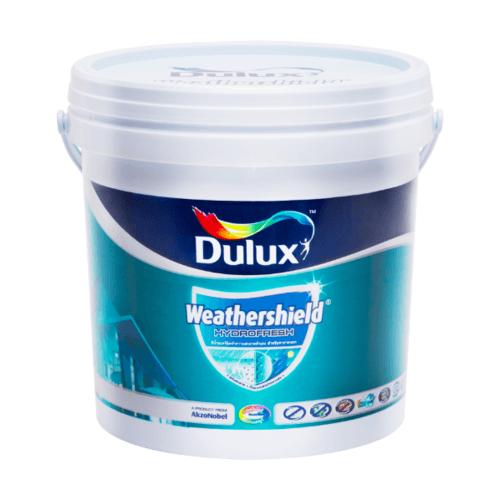 Dulux ดูลักซ์เวเธ่อร์ชีลด์ไฮโดรเฟรช เบสD 3L สีขาว