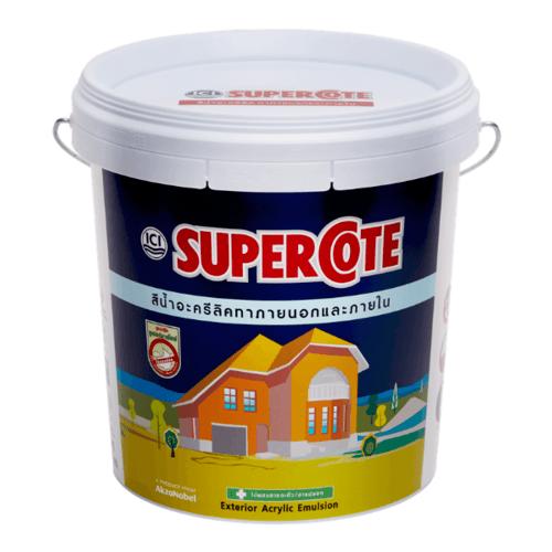 Dulux ซูเปอร์โคทภายนอก เบส A  Supercote