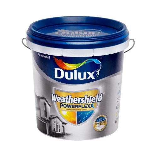 Dulux เวเธอร์ชีลด์พาวเวอร์เฟล็กกึ่งเงา  เบสC 9L