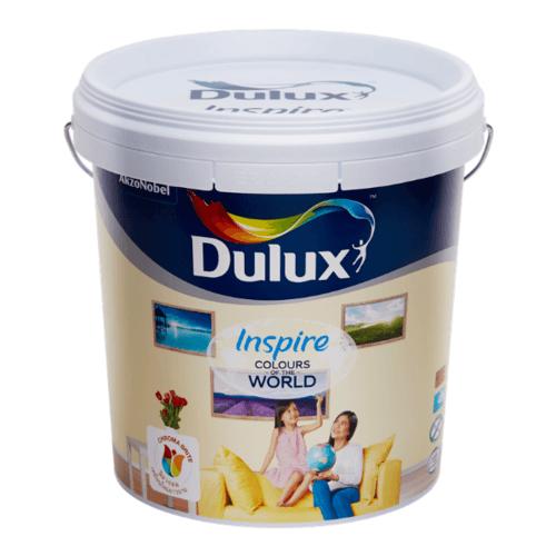 Dulux ดูลักซ์อินสไปร์ภายใน กึ่งเงา เบสC  Inspire