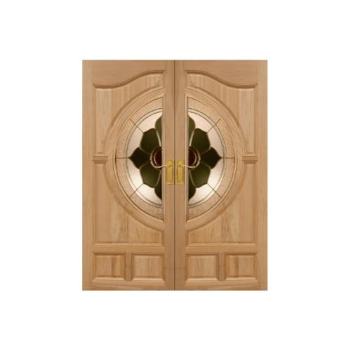 MAZTERDOOR ประตูไม้เรดเมอร์รันตี ขนาด80x200 cm Vanda-07