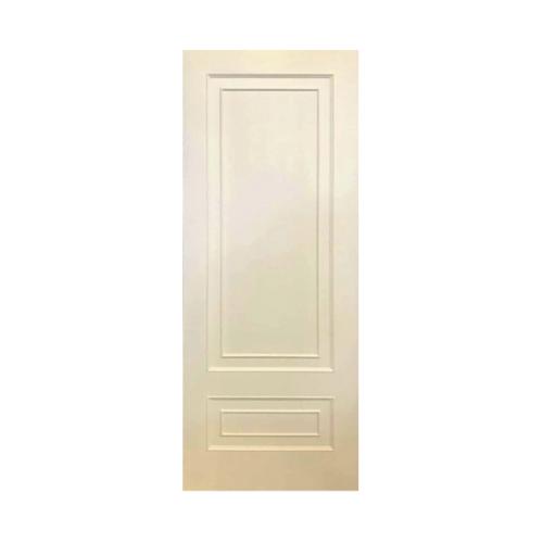 MAZTERDOOR  ประตูไม้เนื้อแข็ง บานทึบลูกฟัก ขนาด 90x215ซม.  SK-01