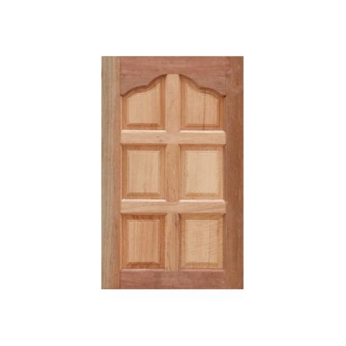 Masterdoors หน้าต่างไม้สยา(ปีกนกทึบดอกจิก) ขนาด45x110cm. WD-06