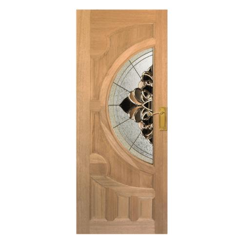 MAZTERDOOR ประตูกระจกนาตาเชีย 100x200cm.  VANDA-05