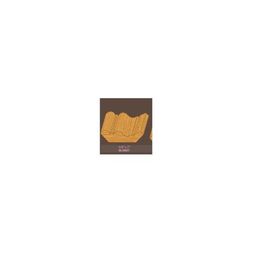 MAZTERDOOR ไม้เปอร์เซีย M.0801 บัวฝ้า  ขนาด 5/8x2x4.0  ไม้เปอร์เซีย M.0801 บัวฝ้า  ขนาด 5/8x2x4.0