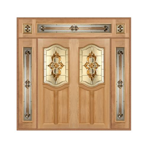 MAZTERDOOR SET4 ประตูกระจกจาปาร์การ์  266X240 cm. Genus-02