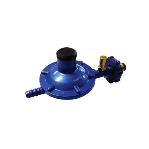 TECNOGAS หัวปรับแรงดันแก๊สชนิดแรงดำต่ำ TNS RL 260 BS น้ำเงิน