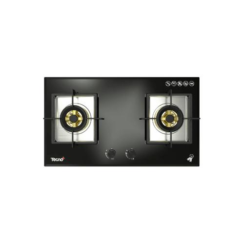 TECNOGAS ชุดเซ็ทเตาแก๊ส +เครื่องดูดควัน  Somi2073 GB+90 MA