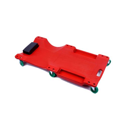 TUF กระดานพลาสติกรองนอนซ่อม 40 นิ้ว  นิ้ว  รุ่น NO.1 นิ้ว  40 สีแดง
