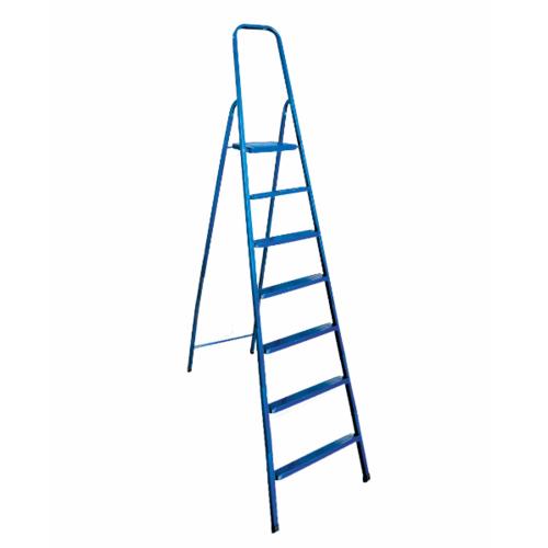 HUMMER บันไดเหล็ก 7 ขั้น C230TA สีฟ้า