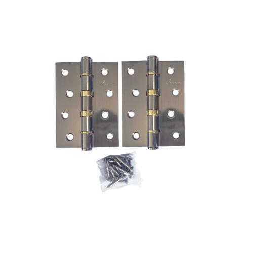 BIGROW บานพับ 4x3x2-4BBSNFHP PACK 2 สีทอง