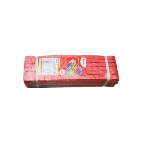 HUMMER สลิงผ้าใบแบบ มีห่วง JB125-5TX6M สีแดง