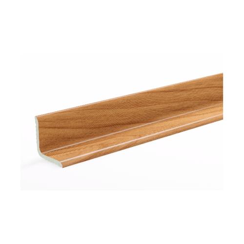 GREAT WOOD ไม้บัวครอบมุม PVC ขนาด 21.5x21.5x2700mm. CH01  FCN-0215I