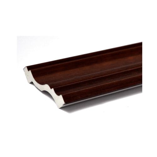 GREAT WOOD บัวบน FCR-0503A สีสัก#MI01 2.7ม.