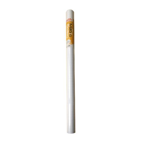 SMITH แผ่นไวท์บอร์ดติดผนัง  ขนาด 45x100cm  6134100108 สีขาว