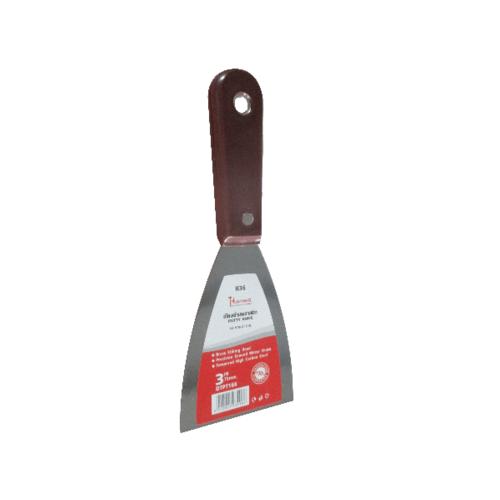 HUMMER เกียงโป๊วสี 1นิ้วด้ามพลาสติก DTPT173 1