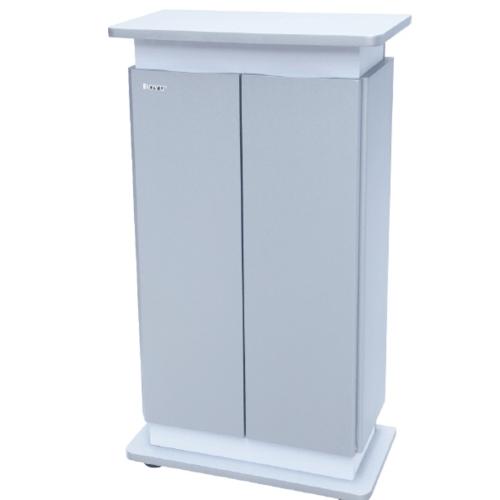 BOYU ชั้นวางตู้ปลา HGT-800 สีขาว