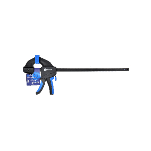 ALCOR แคลมป์บีบชิ้นงาน 450MM. 18IN A215604  สีน้ำเงิน