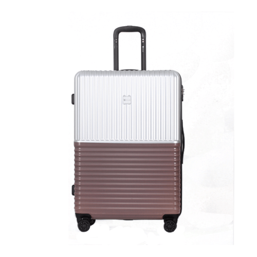 WETZLARS กระเป๋าเดินทาง PC ขนาด 20 นิ้ว    สีเงิน A-9623S-1