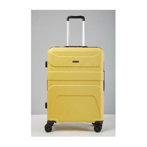 WETZLARS กระเป๋าเดินทาง ABS  ขนาด 28  CTH0011-3  สีเหลือง