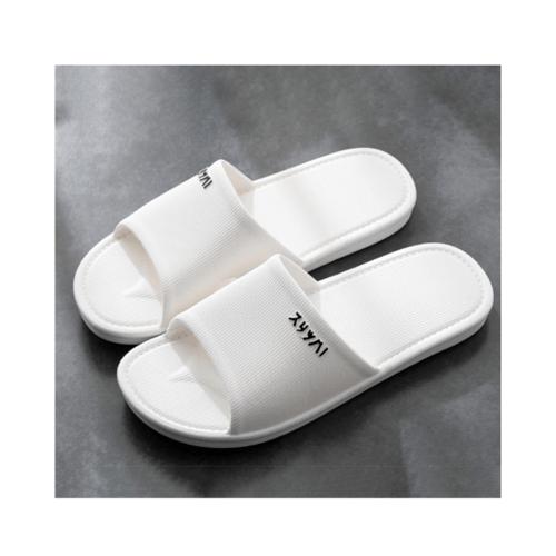 PRIMO  รองเท้าแตะ PVC  เบอร์ 38-39 ZL009-WH389 สีขาว