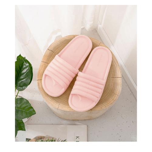 PRIMO  รองเท้าแตะ EVA เบอร์ 38-39 FS009-PK389 สีชมพู