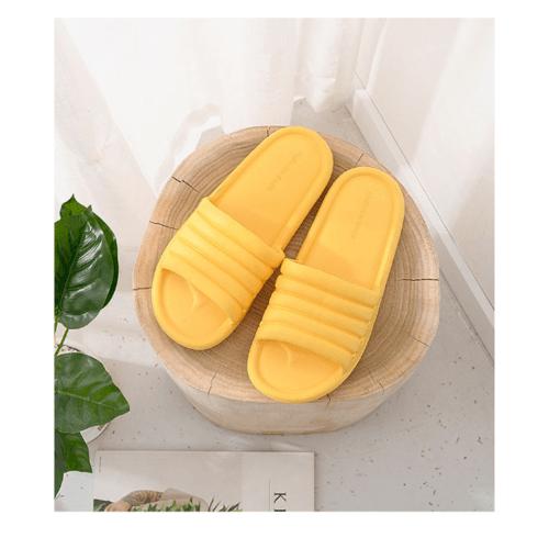 PRIMO รองเท้าแตะ EVA เบอร์ 38-39 FS009-YE389 สีเหลือง