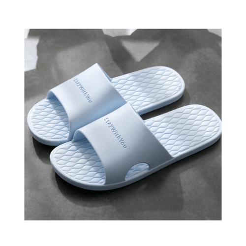 PRIMO  รองเท้าแตะ PVC  เบอร์ 38-39 ZL003-LBL389 สีฟ้า